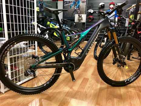 2019 Specialized Turbo Kenevo Expert